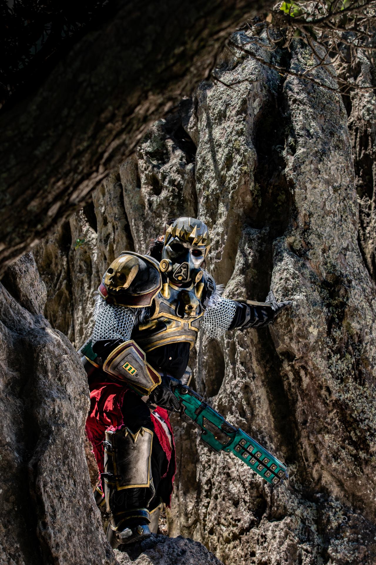 Caustic Apex Legends Mount Maunganui