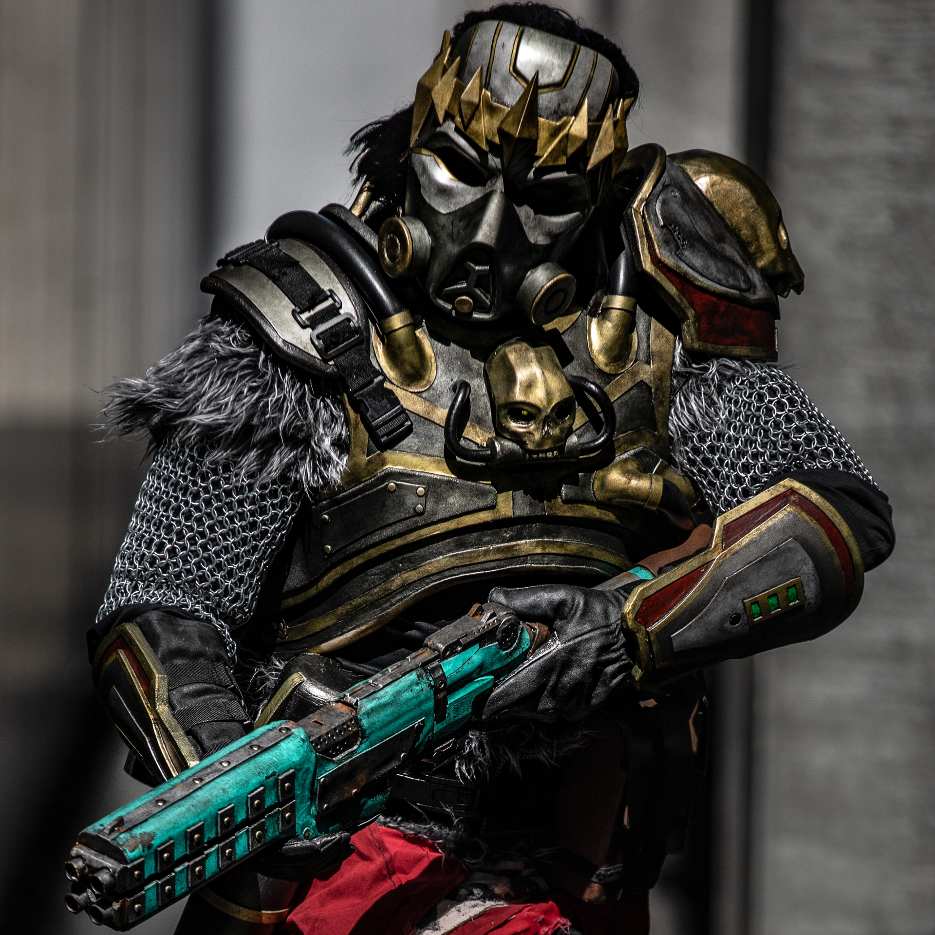 Caustic cosplay