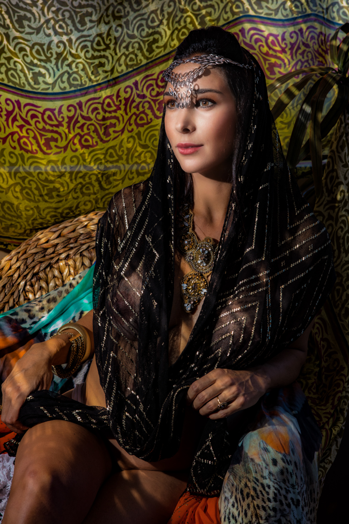 middle eastern maiden